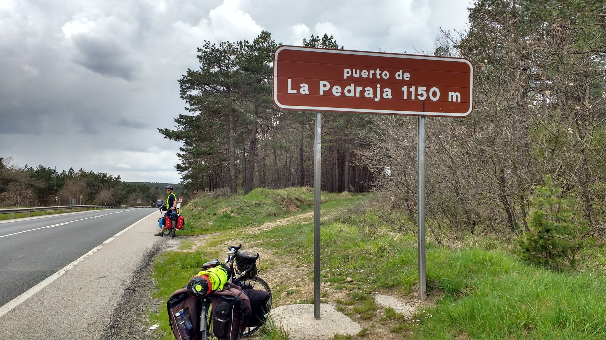 On the hill to Burgos